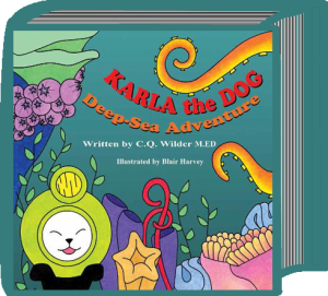 Karla-Deep Sea- Book Cover