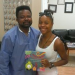 Thanks for the support Dr. Achikeh and City Place Dental!