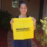 Madelyn love's her Karla bag!