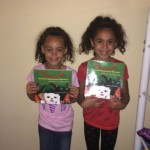 Kiera and Jamea have hung out with Karla and seen her grow up just like them. They are excited that Karla has her own books!