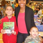 Met Giovanni and Mikey at the Collingswood 12th Annual Book Festival in NJ. They are such sweet boys!