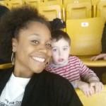 Mason and I